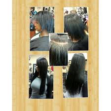 chicago hair extensions 9 best my micro link hair extensions images on micro