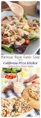California Pizza Kitchen Tostada Pizza Bacon Barbecue Ranch Salad For A California Pizza Kitchen Gluten