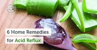 Home Remedies For Small Burns - 6 home remedies for acid reflux