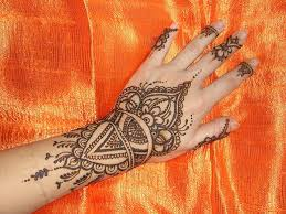 henna tattoo on hand jpg