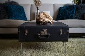 Suitcase Coffee Table Chest Trunk Suitcase Coffee Tables Rice Potato Workshop