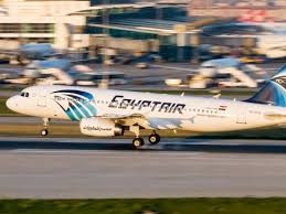 bureau egyptair egyptair plane emergency landings in day before crash report