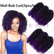hair plaiting mali and nigeria mali bob crochet freetress braid synthetic hair extensions 8inch