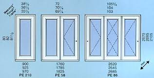 sizes for swinging patio doors by goldon windows and mirrors and