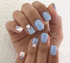 triangle french manicure the best images bestartnails com