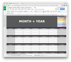 management reporting template 10 ready to go marketing spreadsheets to boost your productivity today social media calendar template