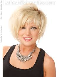 short wig styles for plus size round face volume blowdry short hairstyles google search style pinterest