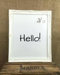 kitchen bulletin board ideas message board for office magnetic whiteboard white framed message