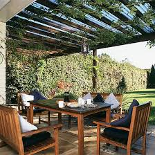 Design Garden Furniture Uk by Garden Dining Area Outdoor Furniture Landscape Design