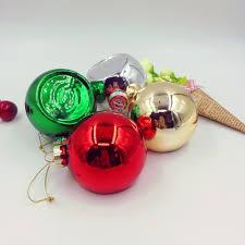 personalized photo xmas tree ornaments glass christmas ball buy