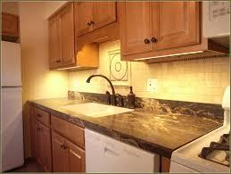 Under Lighting For Kitchen Cabinets Installing Under Cabinet Lighting Install Wiring Under Cabinet