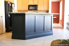 kitchen island makeover kitchen island beadboard ideas duck egg blue chalk paint kitchen