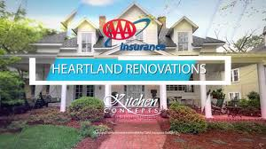 Heartland Luxury Homes by Heartland Renovations Presented By Aaa Insurance And Kitchen