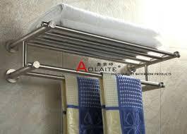 diy bathroom shelf with towel hooks u2013 bathroom ideas