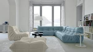 imitation canapé togo zoom sur le fauteuil togo avant gardening