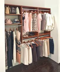 wonderful modern closet systems interior designs with organsied