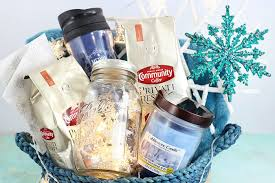 gift baskets ideas let it snow gift basket ideas lifestyle