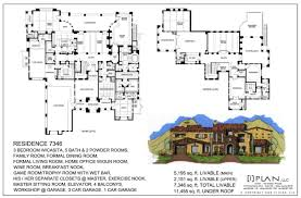 Tuscan Home Plans Tuscan Home Plans With Casitas