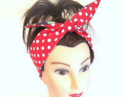 retro headbands headband retro etsy