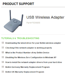 driver cle wifi the best driver in 2017 official belkin support site downloading the driver of your