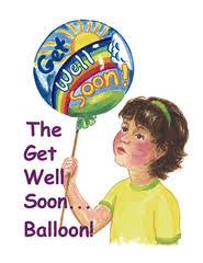 get well soon for children brain injury story book children
