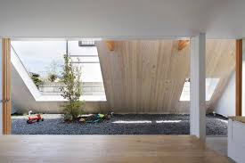 A Frame Designs by This Japanese Version Of An A Frame Houses Both Indoor And Outdoor