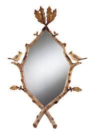 songbirds mirror carvers u0027 guild