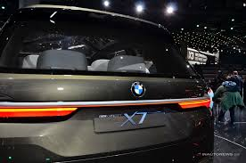 2018 bmw x7 iaa frankfurt 2017 19 images video this is the bmw
