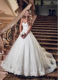 sweetheart neckline wedding dress buy discount lace tulle sweetheart neckline a line