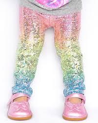 unicorn leggings baby leggings toddler leggings kids