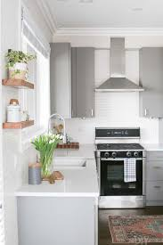 cabinet styles for small kitchens diy small kitchen decorating design ideas ohmeohmy