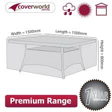 square patio table cover square patio table outdoor cover weather protection covers 150x150