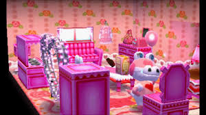 animal crossing happy home designer decorating gayle u0027s house