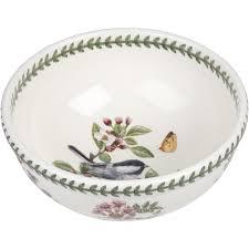 portmeirion botanic garden salad bowl 25cm chickadee louis potts