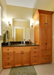 Craftsman Style Bathroom Craftsman Style Cabinets Bathroom Craftsman Style Cabinets In