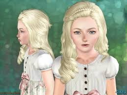 sims 3 hair custom content sims 3 hair child