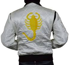 drive jacket replica mshc drive satin slimfit quilted drive scorpion jacket gosling sizes