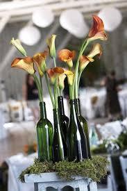 Centerpiece Ideas 24 Dazzling Diy Wine Bottle Centerpieces Ideas Homesthetics