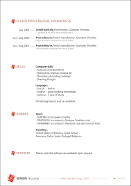 Resume Samples For Interior Designers by Resume Interior Design Resume Samples