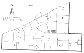Pa County Map File Map Of Colts Station Erie County Pennsylvania Highlighted