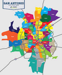 Missouri Zip Code Map Great Zip Code Map Of San Antonio San Antonio Texas Pinterest
