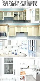 reface kitchen cabinet reface kitchen cabinets roaminpizzeria com