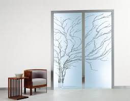 unique amazing design of modern sliding glass doors