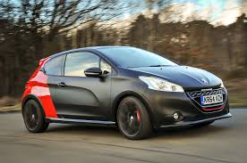 peugot uk peugeot 208 gti 30th 2014 2015 review 2017 autocar