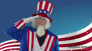 Halloween Day Usa How To Create An Uncle Sam Costume Look