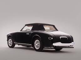 ferrari back view rare 1952 ferrari 212 inter cabriolet by vignale