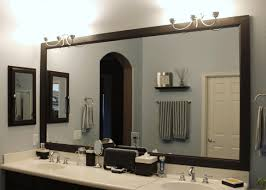 shelving ideas for small bathrooms dark brown wooden sink cabinet