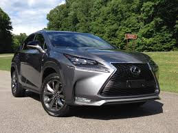 lexus nx f sport automotive trends first drive 2015 lexus nx