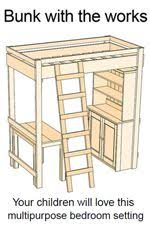 Free Loft Bed Woodworking Plans by The 25 Best College Loft Beds Ideas On Pinterest Dorm Loft Beds