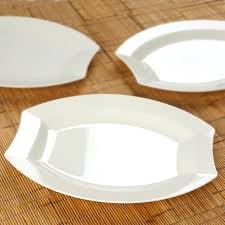 wedding plates for sale plastic 10 5 oval dinner plates wedding party disposable